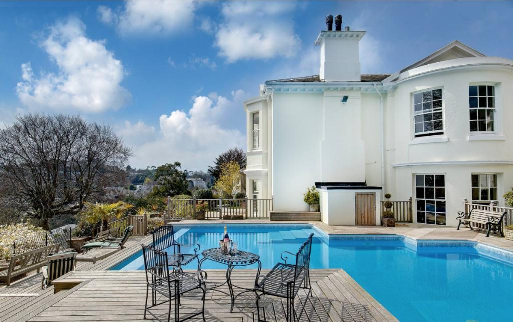 Holiday villa in Torquay